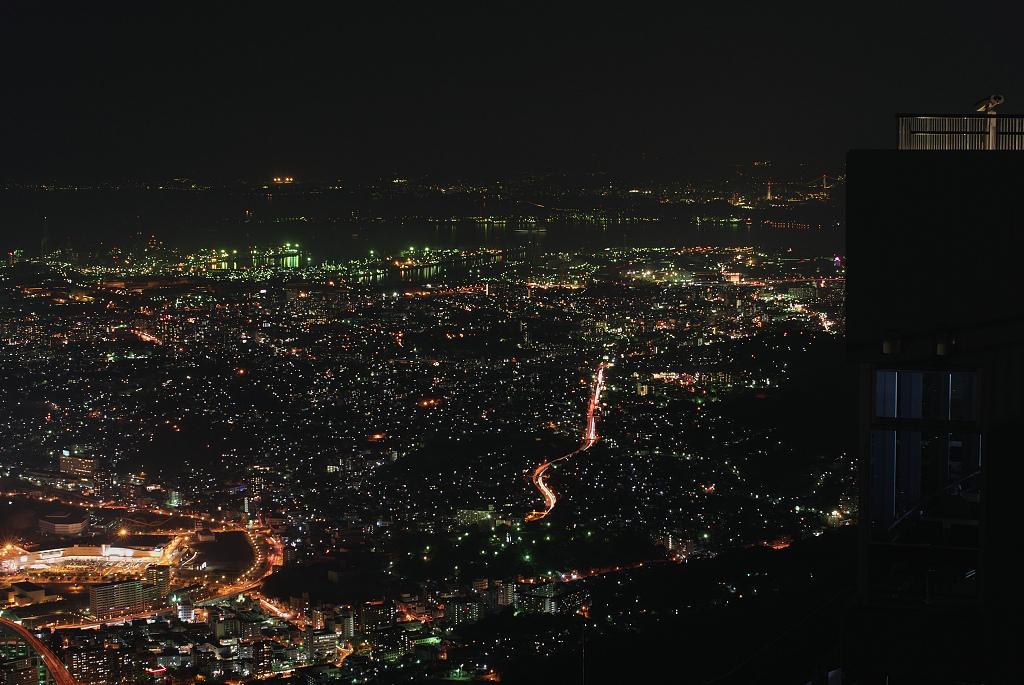 MT.SARAKURA NIGHT VIEW
