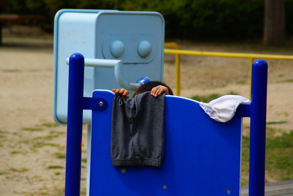 洗濯(?)