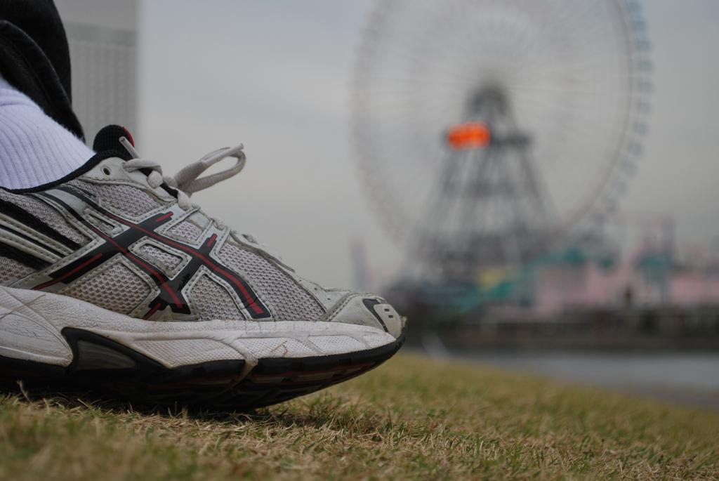 友だちの靴