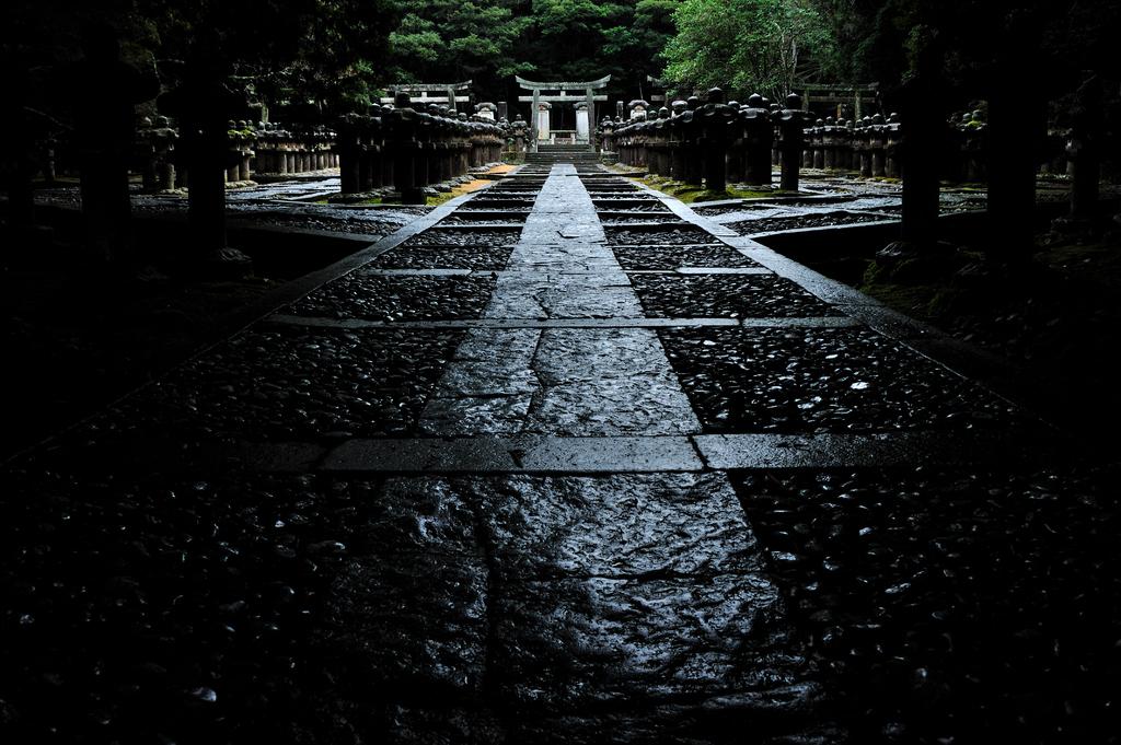 毛利家の墓所