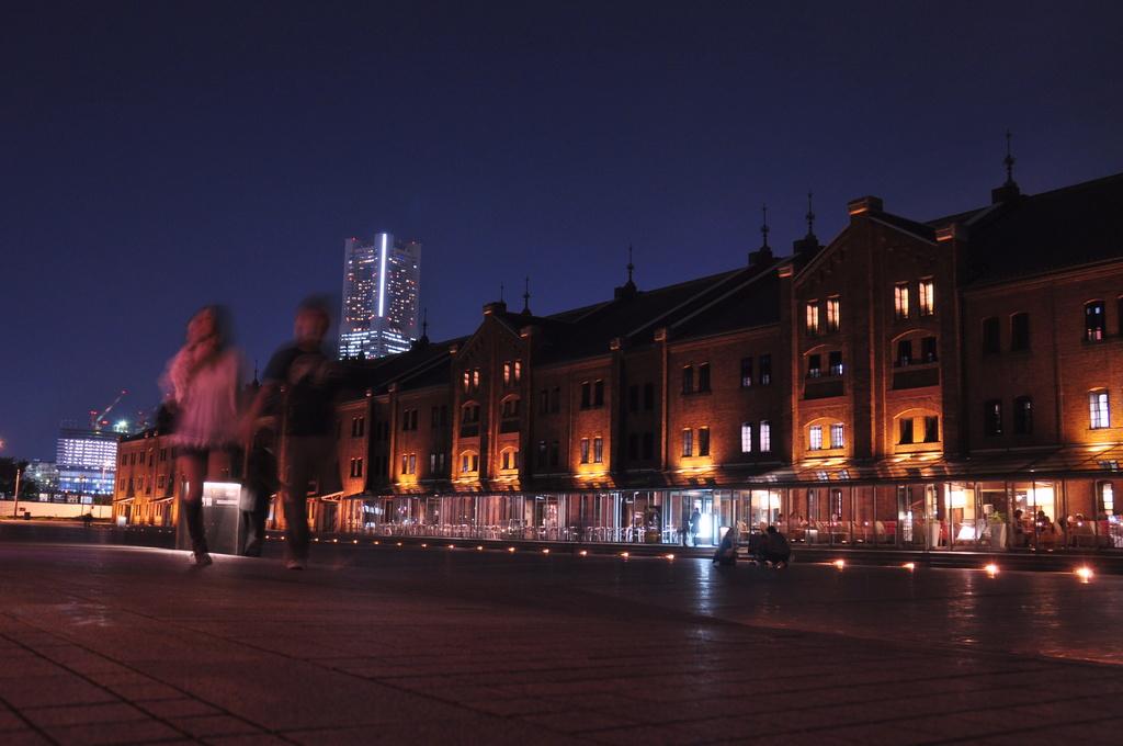 Yokohama Night Walk Part.2