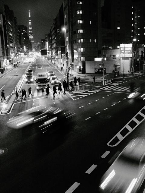 Night of city
