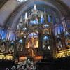 モントリオールのノートルダム教会