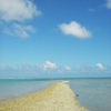 久米島の水路