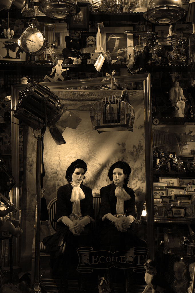 写真館の女たち~ガラスの向こう側