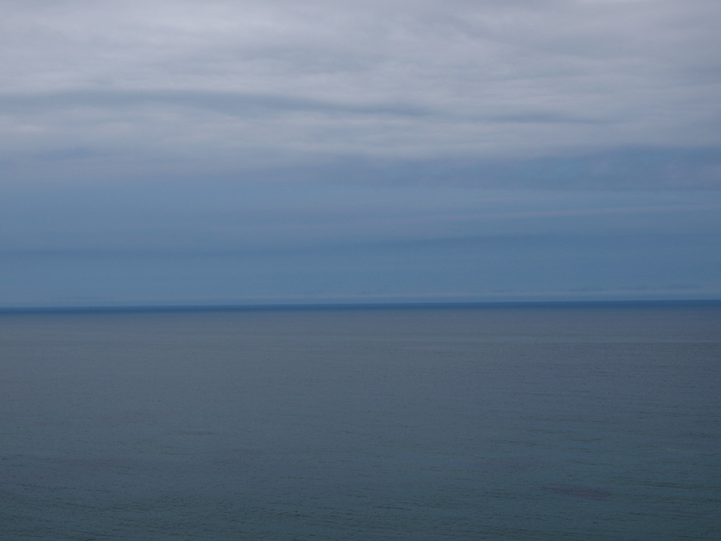 Japan sea  ブルー