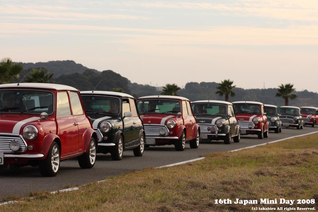 16th japan mini day 2008