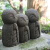長谷寺のなごみ地蔵