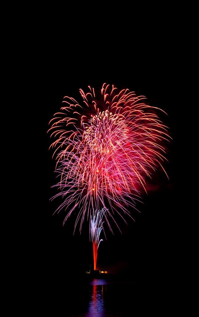 慶野の花火1