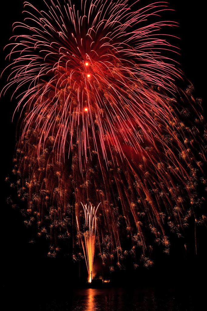 慶野の花火4