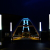 neon bridge。