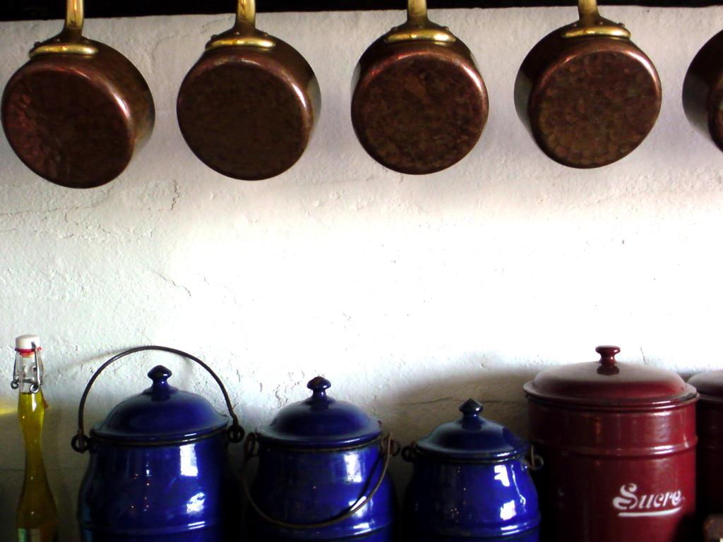 鍋のある風景 弐