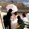 海辺の結婚式