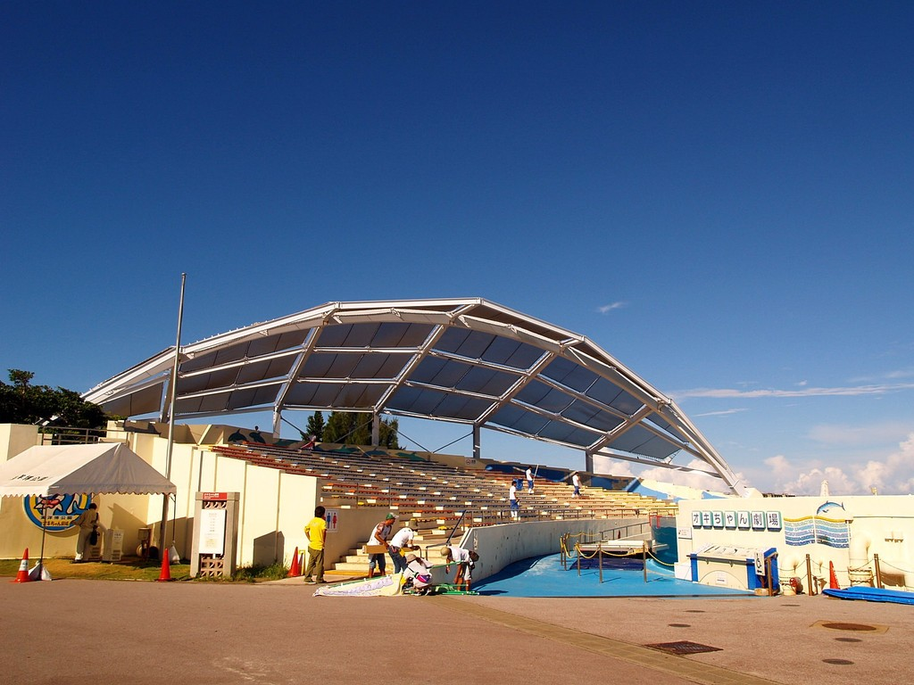 沖縄海洋博記念公園オキちゃん劇場