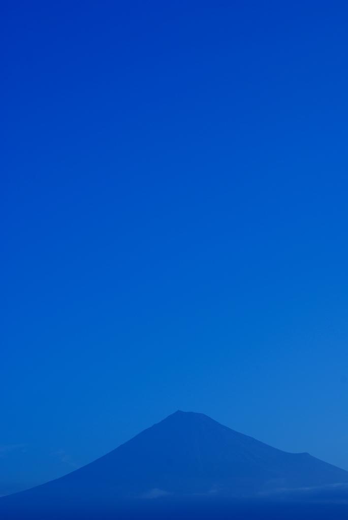 青い空と・・・・