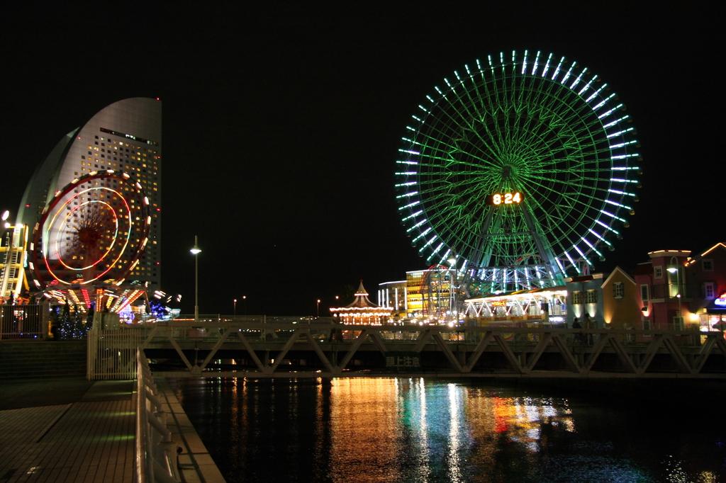 Minatomirai After Dark