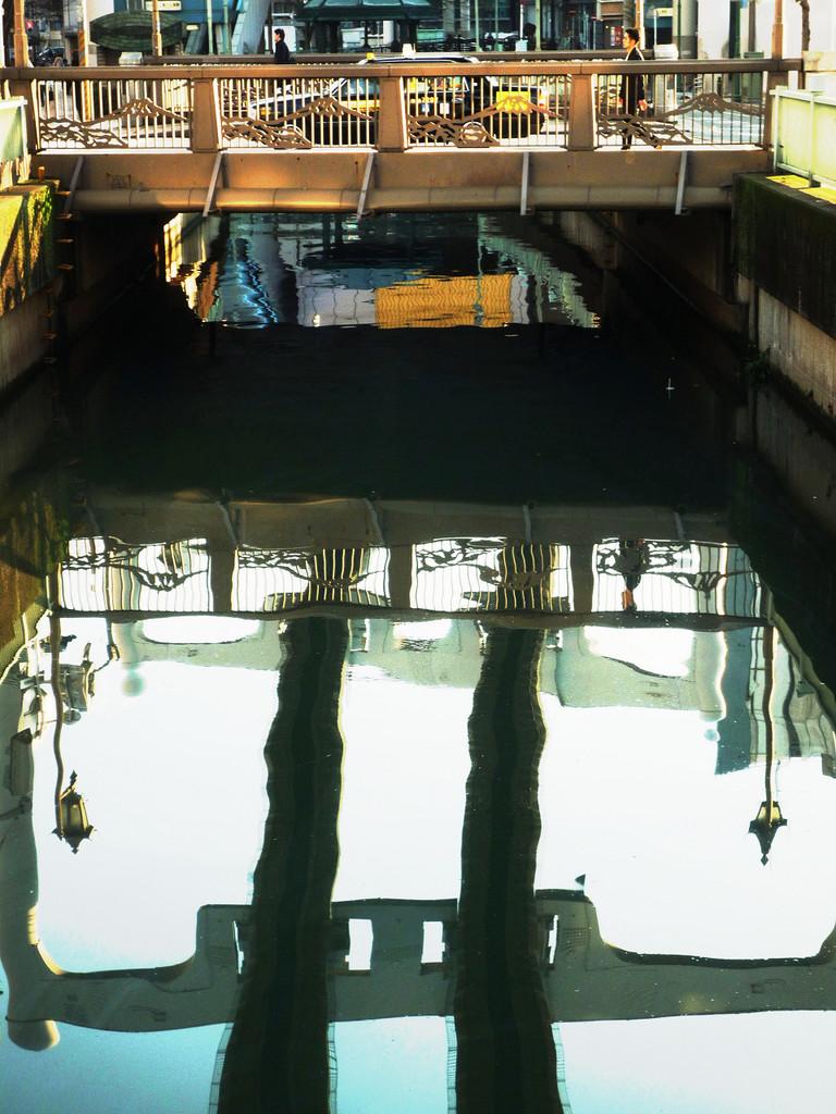 Mirror-river