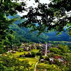 NIKON NIKON D600で撮影した(日本の風景・白川郷)の写真(画像)
