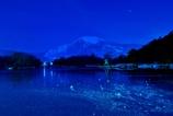 厳寒の蒼夜