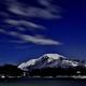 月光の伊吹山