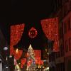 ストラスブールのクリスマスイルミネーション