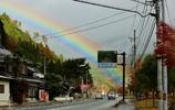 『虹の架け橋』紅葉に添えて♪