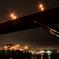 港にかかる橋