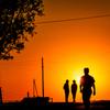 夕陽に魅せられて..#2