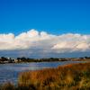 秋の積乱雲