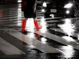 Just Walking In The Rain..♪