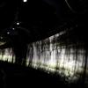 廃線隧道出口付近