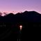 秋の夕陽はつるべ落とし
