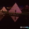 光のピラミッドー1