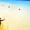 浜辺のスナイパー