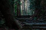 ancient corridor