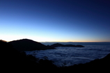 Above the Clouds (Night)