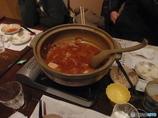 キムチ鍋 ほぼ完食
