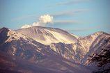 夕刻の浅間山  DSC_2131