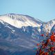雪の浅間山  DSC_5522