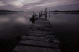 暗い暗い湖へ
