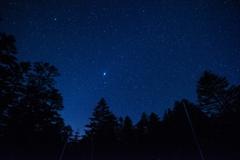 黒百合平の星空Ⅱ