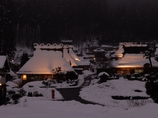 京都 美山 村の冬 IV