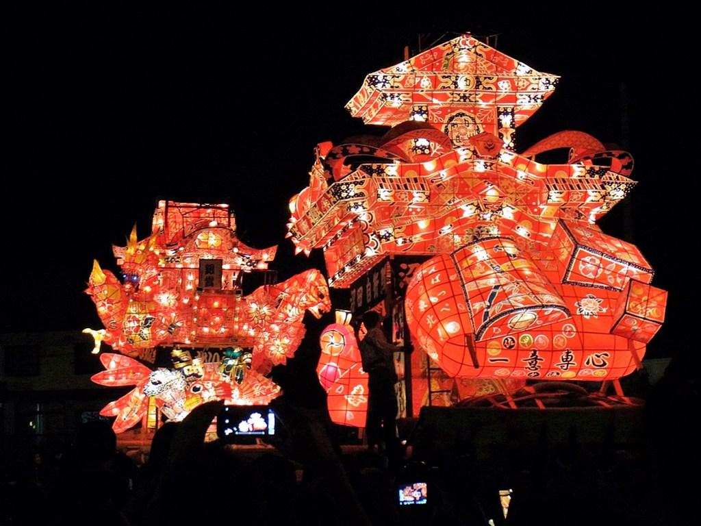 北海道 沼田町 夜高あんどん祭り by d17529 (ID:3683020) - 写真 ...