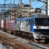 EF210牽引の貨物列車
