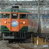 東海道線113系(3)