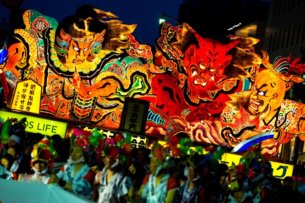 青森ねぶた祭 2015 I by taka145...