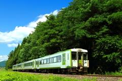 真夏の釜石線 II