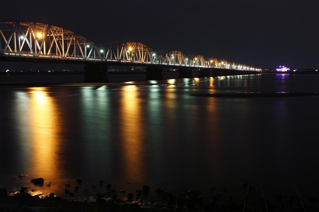 吉野川を彩る