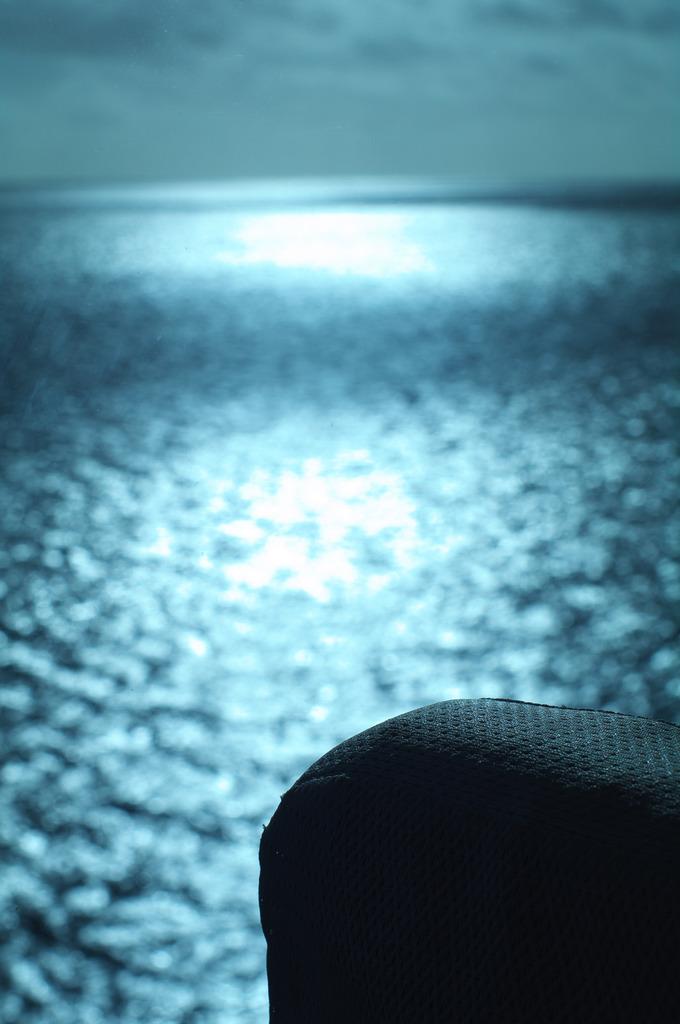 路線バスからの海