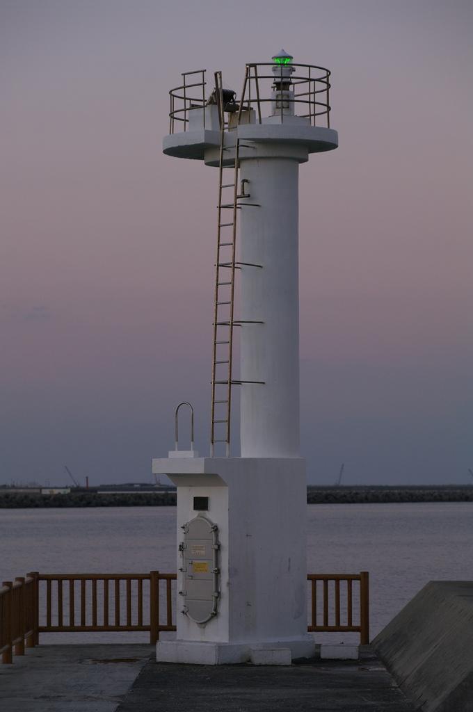 荷川取漁港